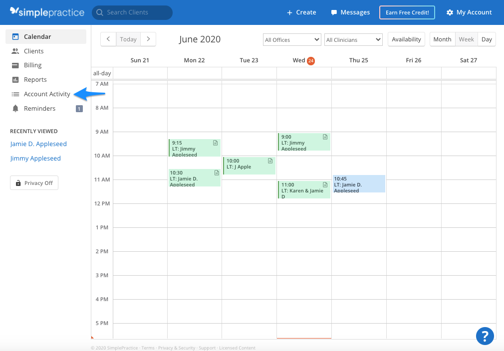 accountactivity.simplepractice.calendarhomepage.png